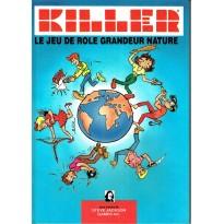 Killer - Le Jeu de Rôle Grandeur Nature (jdr Jeux Descartes en VF) 001