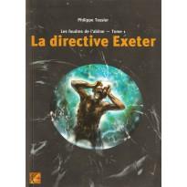 La Directive Exeter - Les Foudres de l'Abîme Tome 1  (roman Polaris) 001
