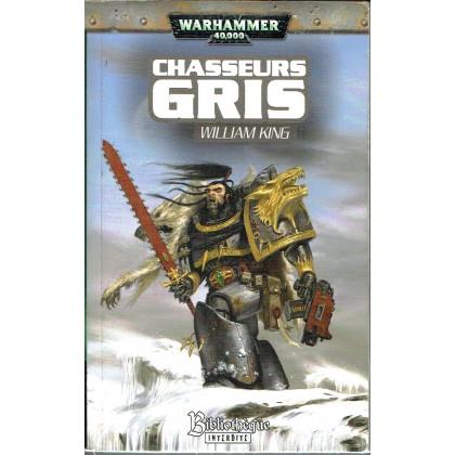Chasseurs Gris (roman Warhammer 40,000 en VF) 001