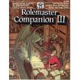 Rolemaster Companion III (jdr Rolemaster en VO) 002