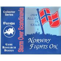 Série Europa - Storm over Scandinavia (wargame GRD en VO)