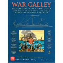 War Galley - The Great Battles of History Volume VII (wargame GMT en VO) 001