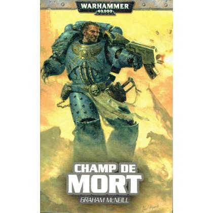 Champ de Mort (roman Warhammer 40,000 en VF) 001