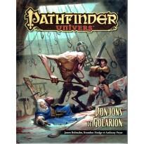 Donjons de Golarion (jdr Pathfinder Univers en VF) 001