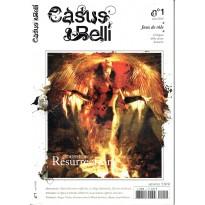 Casus Belli N° 1 (magazine de jeux de rôle 3ème édition) 004