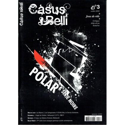 Casus Belli N° 3 (magazine de jeux de rôle 3ème édition) 003