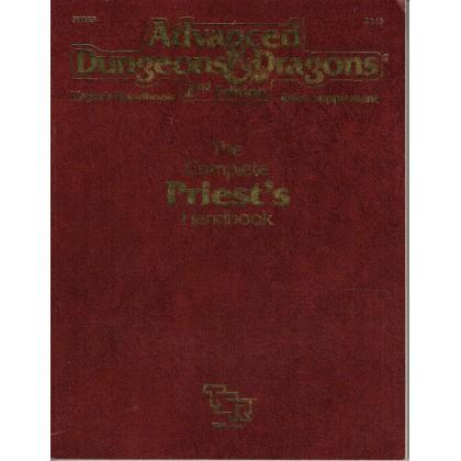 The Complete Priest's Handbook (jdr AD&D 2ème édition VO) 003