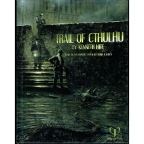 Trail of Cthulhu - Livre de Base (jdr Système Gumshoe 1ère édition en VO) 001