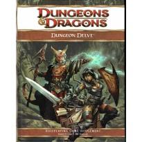 Dungeon Delve (jdr Dungeons & Dragons 4 en VO) 001