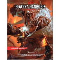 Player's Handbook (jdr Dungeons & Dragons 5 en VO) 003
