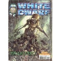 White Dwarf N° 95 (magazine de jeux de figurines Games Workshop en VF) 001
