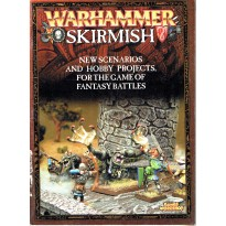 Warhammer Skirmish (scénarios escarmouche jeu de figurines en VO) 002