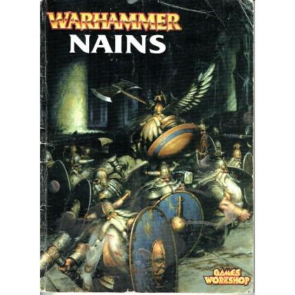 Warhammer - Nains (listes d'armées jeu de figurines V6 en VF) 001