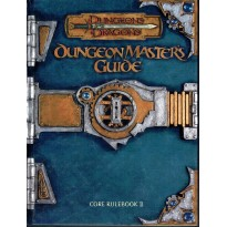 Dungeon Master's Guide (jdr Dungeons & Dragons 3.0 en VO)