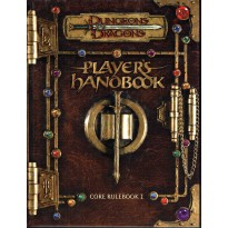 Player's Handbook - Core Rulebook I (jdr Dungeons & Dragons 3.0 en VO) 002