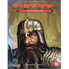 Fifth Edition Fantasy Nr. 1 - Glitterdoom (jdr compatible D&D 5 en VO)