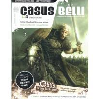 Casus Belli N° 4 (magazine de jeux de rôle - Editions BBE) 002