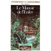 286 - Le Manoir de l'Enfer (Un livre dont vous êtes le Héros - Gallimard) 003