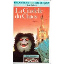 268 - La Citadelle du Chaos (Un livre dont vous êtes le Héros - Gallimard) 003