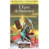 414 - L'Epée du Samouraï (Un livre dont vous êtes le Héros - Gallimard) 001