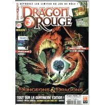 Dragon Rouge N° 1 (magazine de jeux de rôles) 003