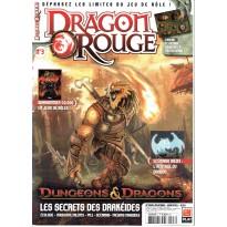 Dragon Rouge N° 3 (magazine de jeux de rôles) 003