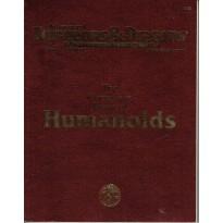 The Complete Book of Humanoids (jdr AD&D 2ème édition en VO) 001