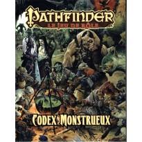 Codex Monstrueux (jeu de rôles Pathfinder en VF) 002