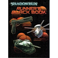 Runner's Black Book (jdr Shadowrun 4e édition en VF) 001