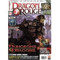 Dragon Rouge N° 10 (magazine de jeux de rôles) 002