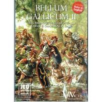 Bellum Gallicum II - Wargame Vae Victis (supplément Le Magazine du Jeu d'Histoire) 002