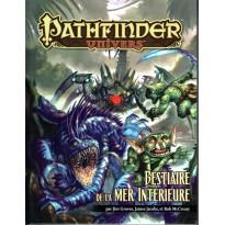 Bestiaire de la Mer Intérieure (jeu de rôles Pathfinder Univers en VF)