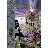 Barsaive (jeu de rôle Earthdawn de Jeux Descartes en VF) 003