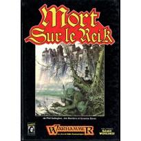 Mort sur le Reik (jdr Warhammer 1ère édition en VF)