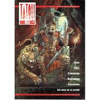 Tatou N° 19 (magazine pour les aventuriers des mondes d'Oriflam)