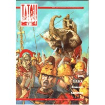 Tatou N° 21 (magazine pour les aventuriers des mondes d'Oriflam)