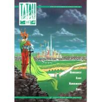 Tatou N° 22 (magazine pour les aventuriers des mondes d'Oriflam)