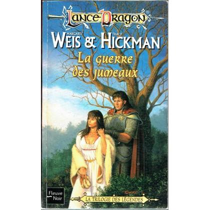 La guerre des jumeaux (roman LanceDragon en VF) 003