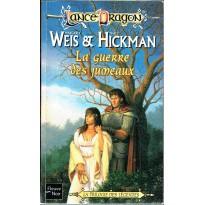 La guerre des jumeaux (roman LanceDragon en VF)