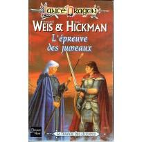 L'épreuve des jumeaux (roman LanceDragon en VF) 003