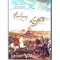 Les victoires du Maréchal de Saxe (wargame complet Vae Victis en VF & VO)