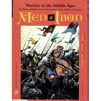 Men of Iron - Warfare in the Middle Ages (wargame GMT en VO) 001