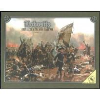 Lobositz 1756 (wargame Clash of Arms en VO) 001