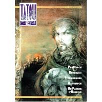 Tatou N° 14 (magazine pour les aventuriers des mondes d'Oriflam)