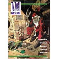 Tatou N° 16 (magazine pour les aventuriers des mondes d'Oriflam) 001