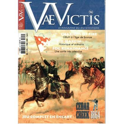 Vae Victis N° 94 (La revue du Jeu d'Histoire tactique et stratégique) 004