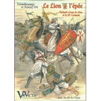 Le Lion & l'Epée - Série Au fil de l'épée (wargame complet Vae Victis en VF) 001