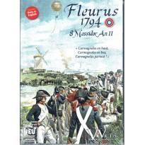 Fleurus 1794 - 8 Messidor An II (wargame complet Vae Victis en VF & VO)