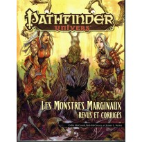 Les Monstres Marginaux revus et corrigés (jdr Pathfinder Univers en VF) 001