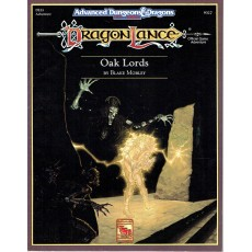 Dragonlance - DLS3 Oak Lords (jdr AD&D 2ème édition en VO)